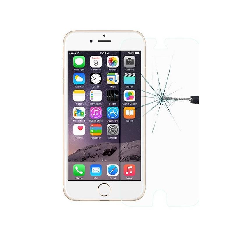 iPhone 6 Plus - Protection d'Écran Ultra-Thin en Verre Trempé Baseus Premium 0,15 mm - Anti-Rayure - Anti-Casse - Transparent