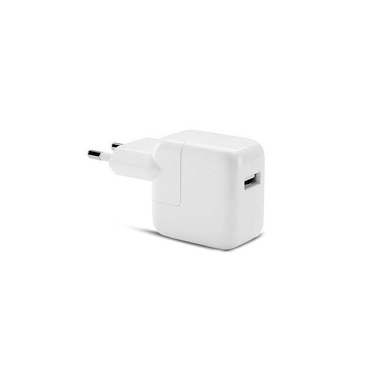 Chargeur Secteur USB 10W - Blanc