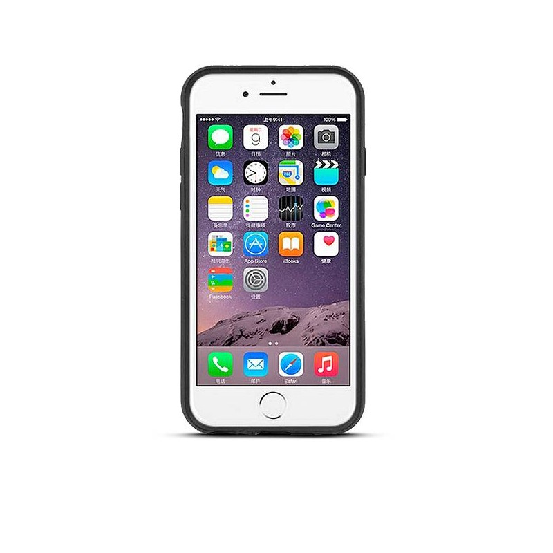 iPhone 6 - Coque Porte CB - Anthracite
