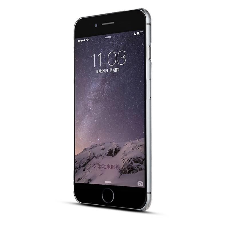 """iPhone 6 - Coque Transparente Baseus """"SKY Case"""" Ultra-Slim"""