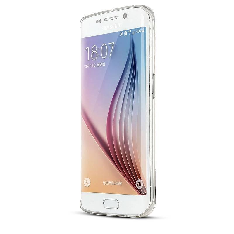 """Galaxy S6 Edge - Coque Transparente Ultra-Slim Baseus """"SKY Series"""""""