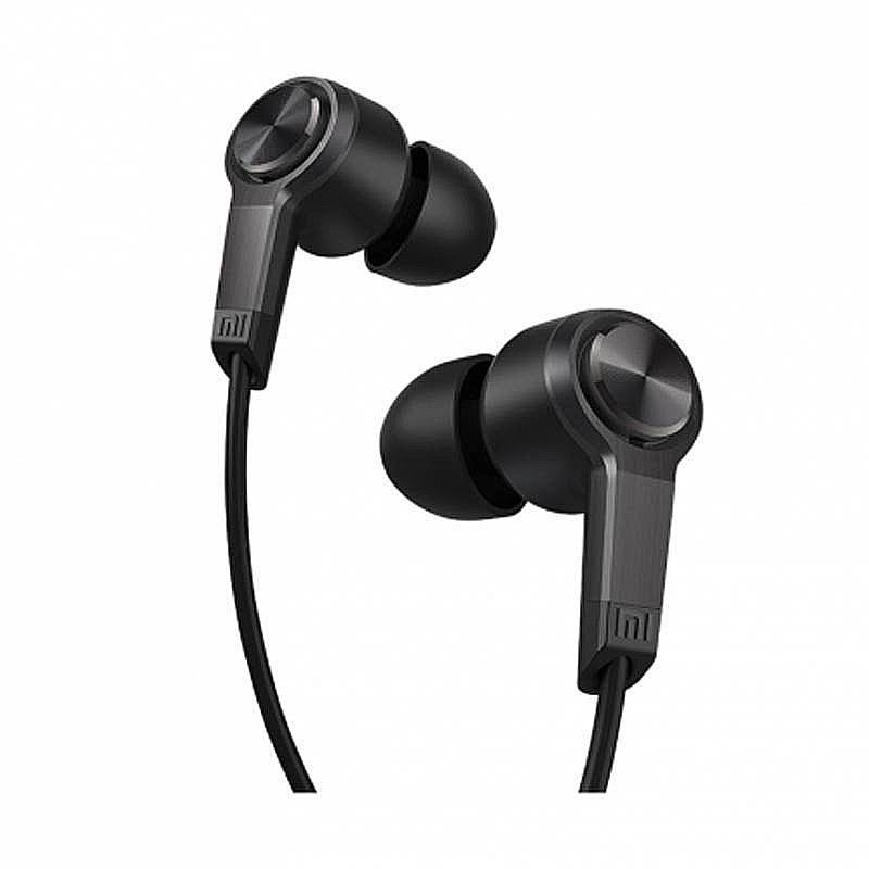Écouteurs Intra-Auriculaires  XIAOMI Piston 3 avec Télécommande & Microphone Intégrés - Câble Kevlar Anti-Emmêlement - Gold