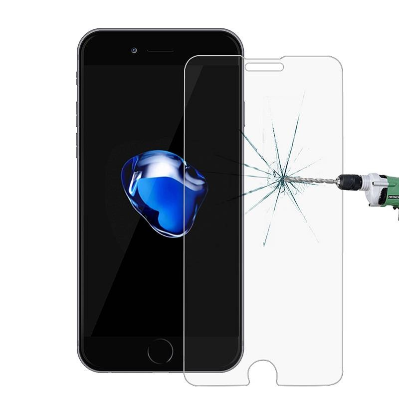iPhone 7 & 6 - Protection d'Écran Ultra-Thin en Verre Trempé NILLKIN Super T+ Pro 0,15 mm - Anti-Rayure - Anti-Casse