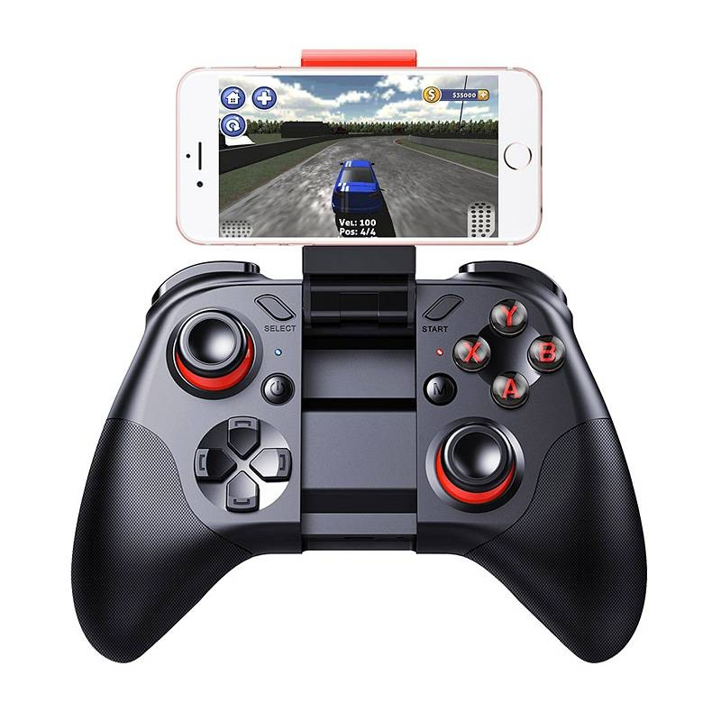 Manette de Jeux GamePad Bluetooth Multimédia MOCUTE 054 pour iPhone & Android