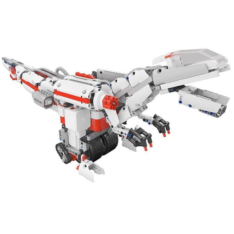 Robot Connecté XIAOMI Mi Robot Builder - 978 pièces - Modes Bascule Gyroscope Chemin - Avec Système d'auto-équilibrage