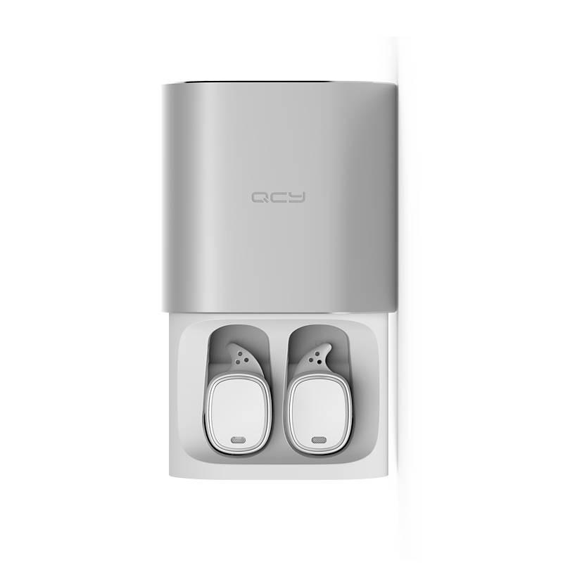Écouteurs Bluetooth QCY T1 Pro - Microphone Intégré - Chargeur inclus