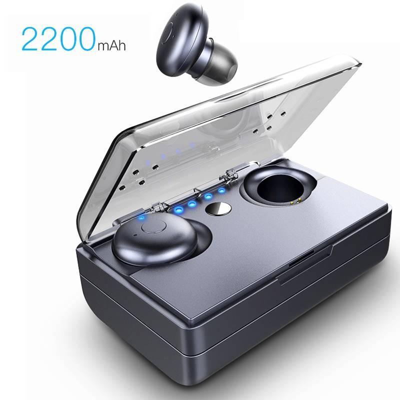 Écouteurs Bluetooth JOYROOM E20 - Microphone Intégré - Chargeur inclus