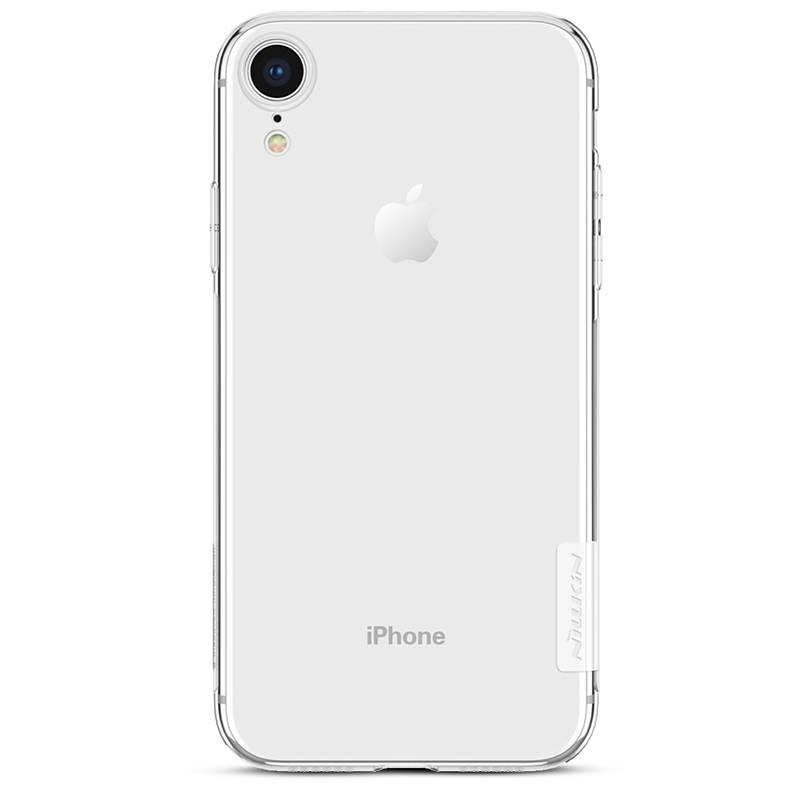 "iPhone XR - Coque TPU NILLKIN ""Nature"" Transparente Ultra-Slim"