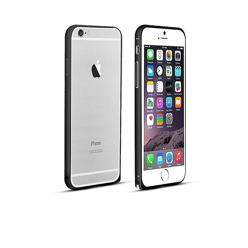 iPhone 6 Plus & 6S Plus - Bumper Métal LoveMei Hippocampus - Noir