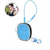 Écouteurs Bluetooth & NFC ZONOKI Z-B92 - Microphone et Réglage du Volume Intégrés - Bleu