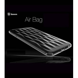 "iPhone 6 Plus - Housse TPU Baseus ""AirBag"" - Noir"