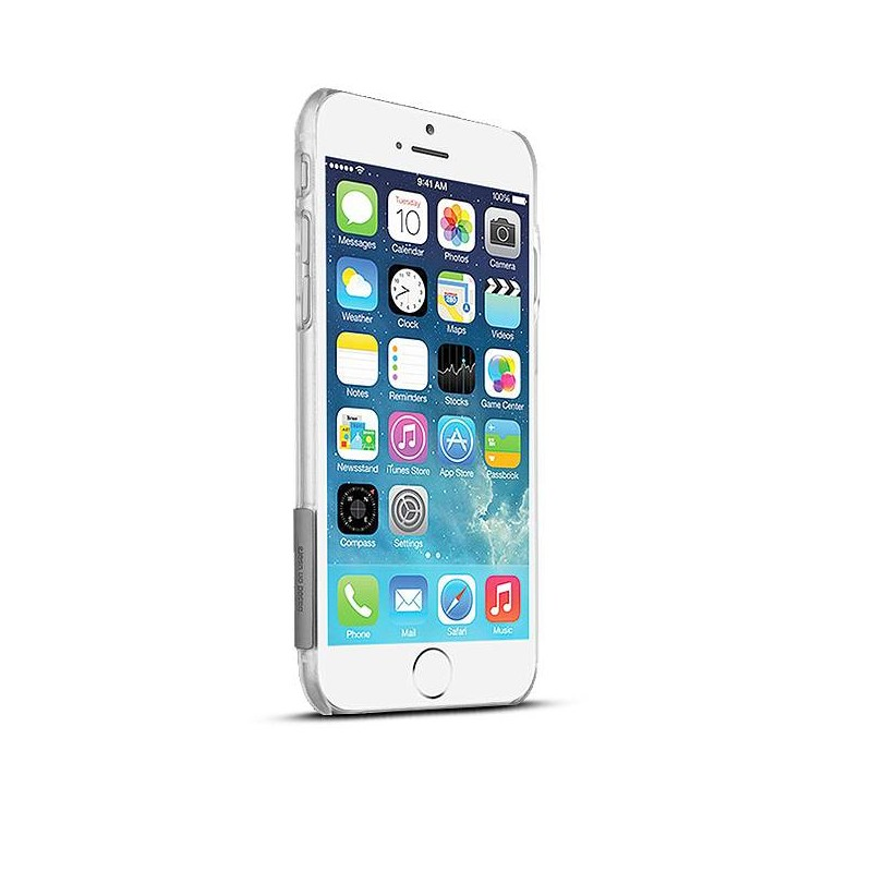 iPhone 6 Plus & 6S Plus - Coque Baseus Ultra-Slim - Transparent