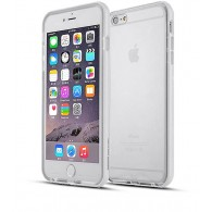 iPhone 6 Plus - Coque Bumper Baseus Fresh - Blanc