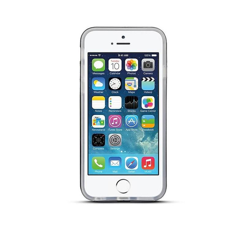 iPhone 6 Plus - Coque Bumper Baseus Fresh - Noir