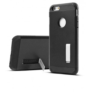 iPhone 6 Plus - Coque Armor Double Protection - Noir
