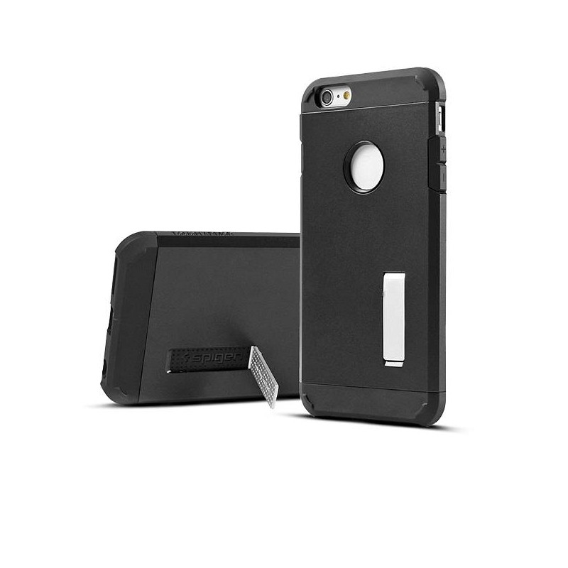 iPhone 6 Plus - Coque Armor Double Protection - Noir