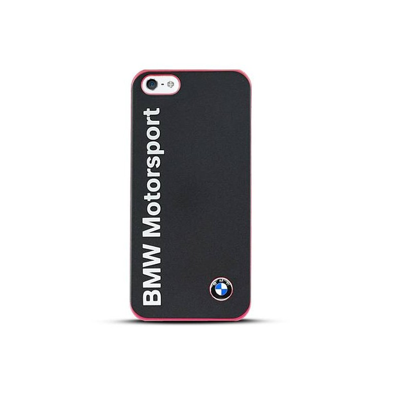 iPhone 5 & 5S - Coque BMW Motorsport - Noir