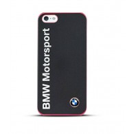 iPhone 5 & 5S - Coque BMW Motorsport - Noir