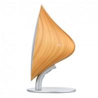 Enceinte Bluetooth NFC EMIE Solo One - Caisson en bois naturel