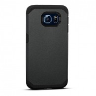 Galaxy S6 - Coque Armor Double Protection - Noir