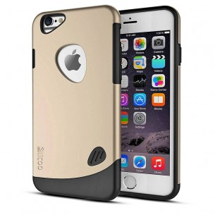 iPhone 6 Plus - Coque Slicoo Double Protection - Gold