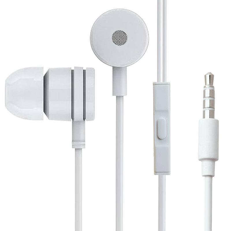 Écouteurs Xiaomi Mi Piston White Express Edition - Télécommande & Microphone Intégrés