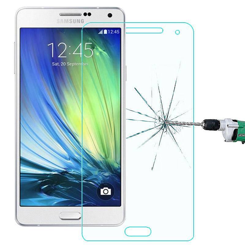 Galaxy A7 - PACK DE 3 Protections d'Écran en Verre Trempé AU PRIX DE 2