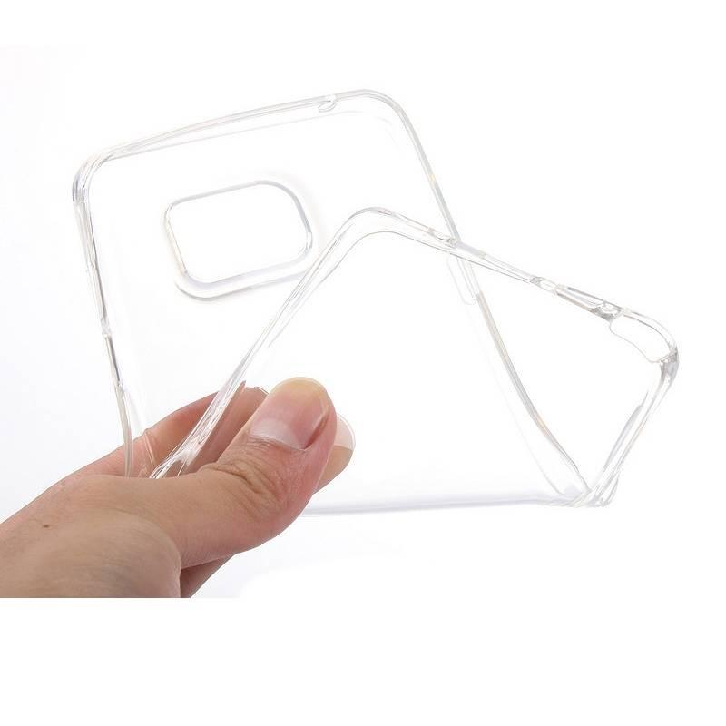 Galaxy S6 Edge Plus - Housse Silicone TPU Transparente