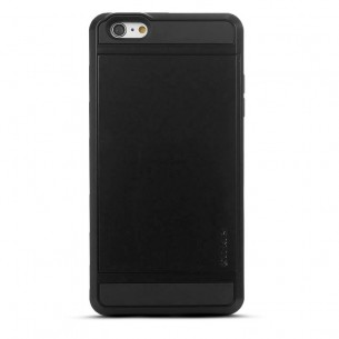 iPhone 6 Plus & 6S Plus - Coque Porte CB - Noir