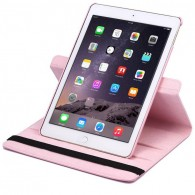iPad Air 2 - Étui Inclinable Rotatif - Rose