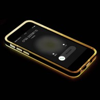 "iPhone 6 Plus & 6S Plus - Coque Lumineuse ROCK ""Light Case"" - Gold"