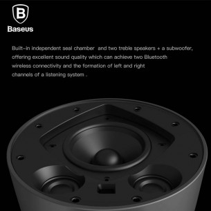 Enceinte Bluetooth NFC BASEUS Hi-One E25