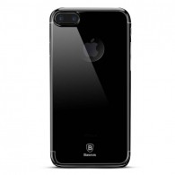 iPhone 7 Plus - Coque BASEUS Glitter - Noir
