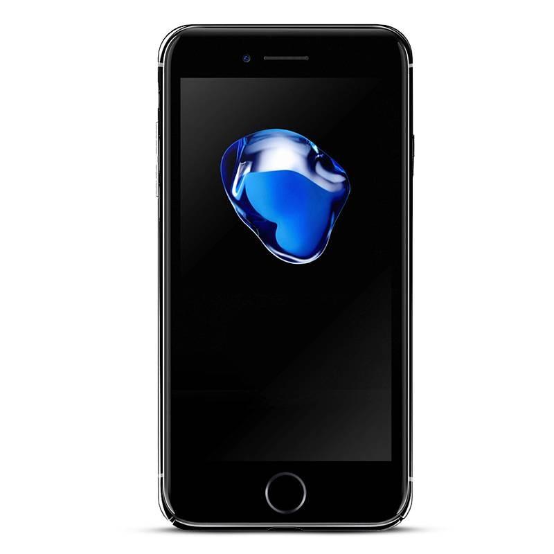iPhone 7 Plus - Coque BASEUS Glitter - Noir