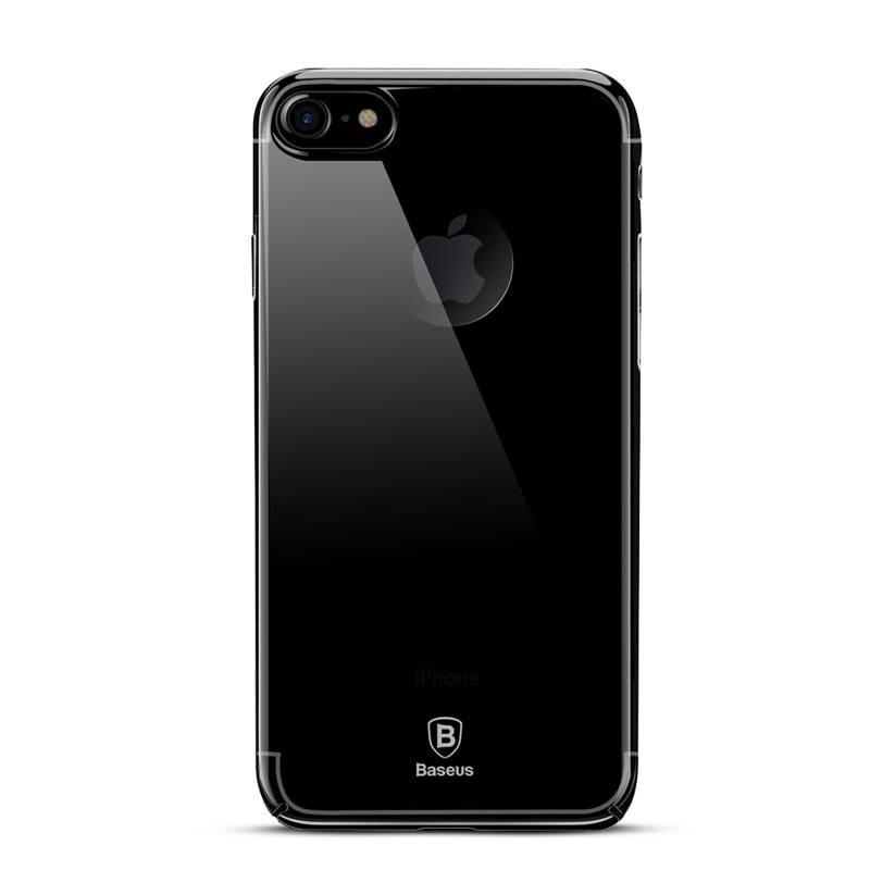 iPhone 7 - Coque BASEUS Glitter - Noir