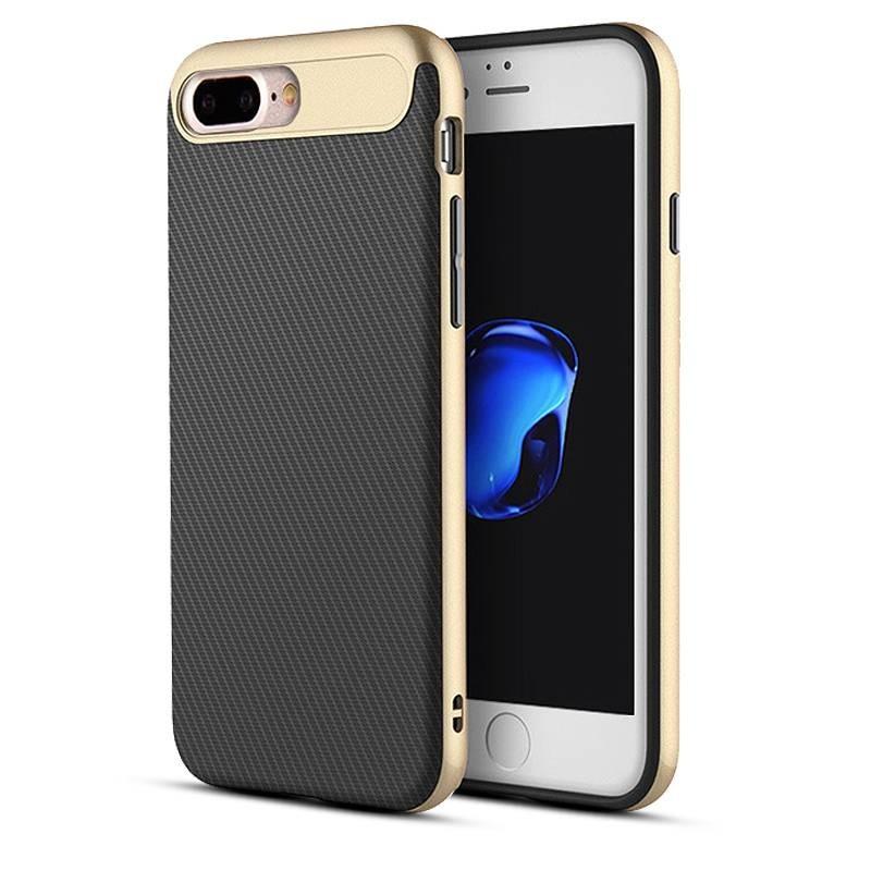 iPhone 7 Plus & 8 Plus - Coque ROCK Vision Series - Double Matière Double Couleur