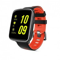 "Montre Connectée MAKIBES GV68 - Écran 1,54"" - Bluetooth - Fréquence Cardiaque - Notifications - Compatible Apple iOS et Android"
