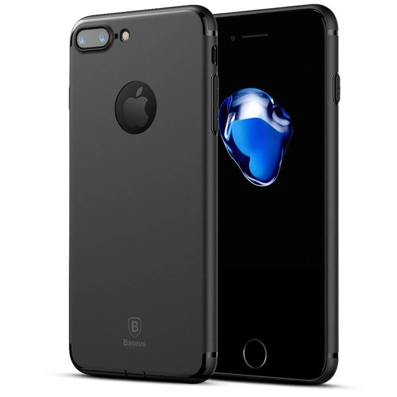 iPhone 7 Plus & 8 Plus - Coque BASEUS TPU Super Slim