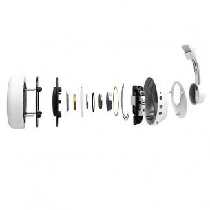Casque Bluetooth REMAX RB-500HB - Hauts Parleurs 40mm HiFi HD - Son Stéréo 3D - Télécommande sur Écouteur - Microphone Intégré