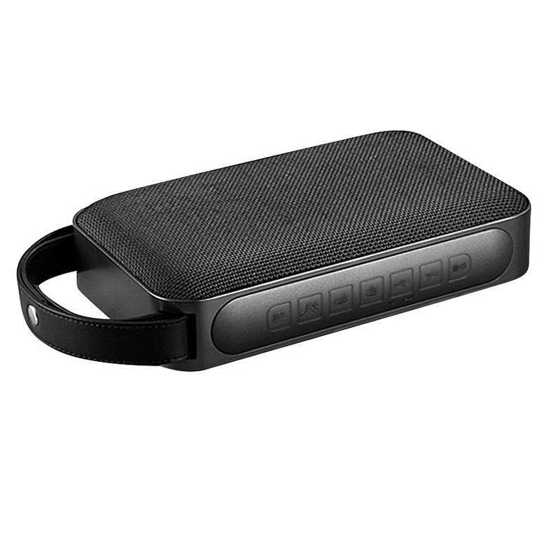 Enceinte Bluetooth JOYROOM M10 - 17 Watts RMS - Lecteur MicroSD - Micro Intégré - Fonction Batterie de Secours 5200 mAh