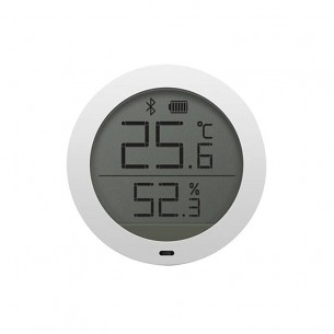 Thermomètre Hygromètre Bluetooth XIAOMI Mijia - Affichage sur Écran LCD & sur Application iOS & Android