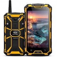Smartphone 4G Étanche Anti-Choc CONQUEST S8 Écran 5' HD Android 7 OctaCore Ram 3GB Rom 32GB WiFi Bluetooth GPS NFC Talkie Walkie
