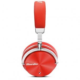 Casque Bluetooth BLUEDIO T4s - Ecouteurs Rotatifs - Hauts Parleurs HiFi -  Télécommande Microphone - Réduction Active de Bruit