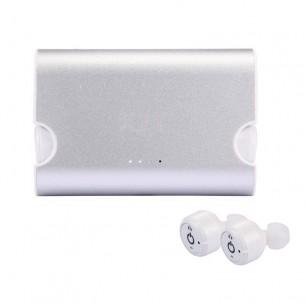 Écouteurs Bluetooth X2T - Microphone Intégré - Chargeur inclus