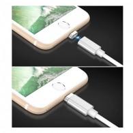 Câble Lightning Magnétique FLOVEME - Gainage Renforcé - Indicateur LED