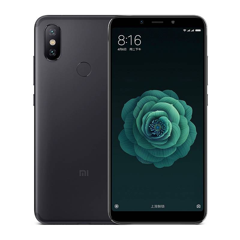 """Smartphone 4G XIAOMI Mi6X - Écran 5,99"""" FHD - OctaCore 2,2Ghz - RAM 4GB ROM 64GB WiFi Bluetooth Double Objectif"""
