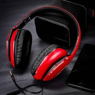 Casque Gaming Bluetooth KOTION EACH B3506 - Microphone Intégré - Réglages sur Ecouteurs - Bluetooth 4.0 - NFC