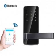 Serrure Connectée Bluetooth BLE8816 - Verrouillage par Smartphone ou Code ou Clés