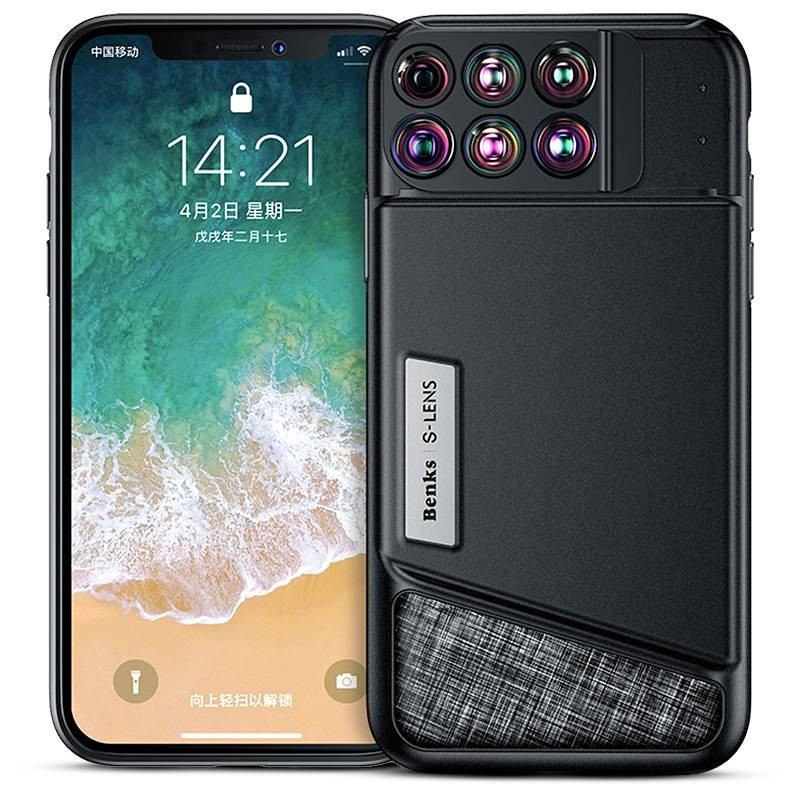 coque iphone xs rc lens