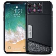 iPhone X - Coque BENKS avec Objectifs 6 en 1
